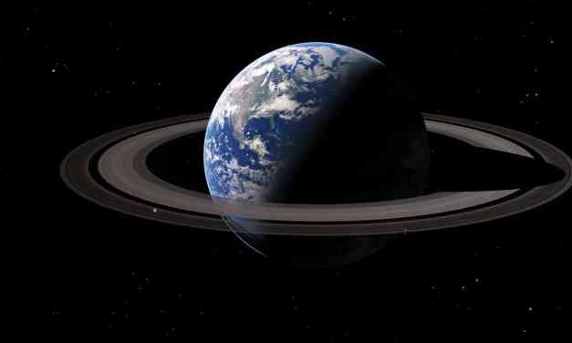 ¿Por qué no tiene anillos la Tierra?