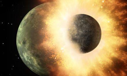 ¿Cómo se estabilizó el eje de la Tierra?