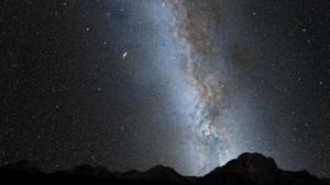 ¿Eres capaz de ver la galaxia de Andrómeda?