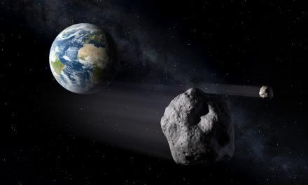El asteroide 2002 AJ129 no va a chocar con la Tierra