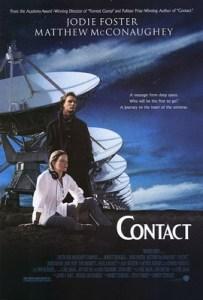 Póster de la película Contact (1997)