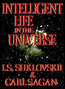 """Portada del libro """"Vida inteligente en el Universo"""""""