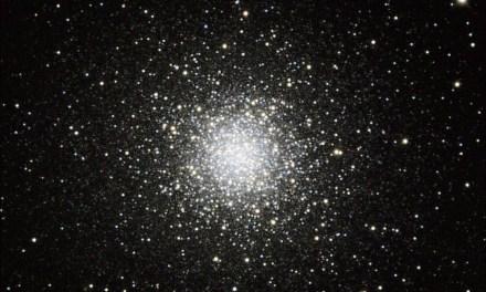 Los objetos Messier: M3, cúmulo globular