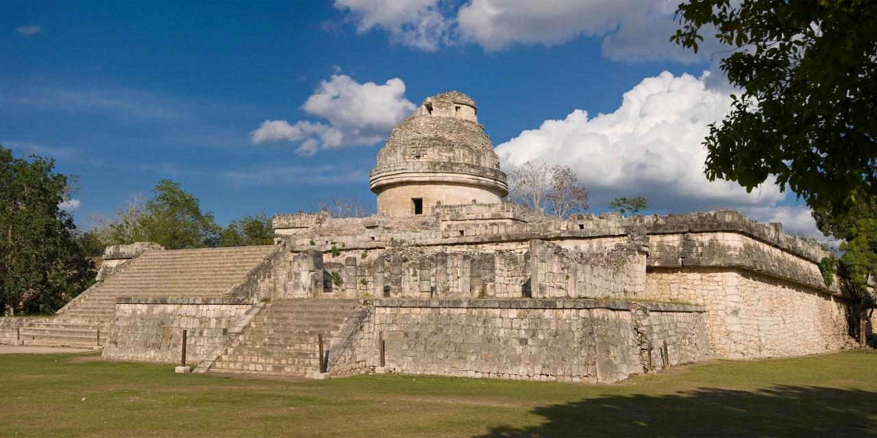 La astronomía en el Imperio Maya