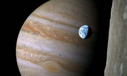 La gran travesía de Júpiter