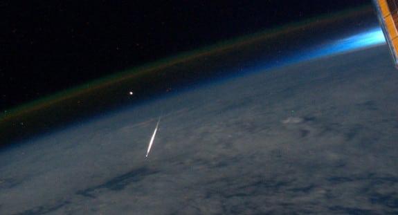 Las Lluvias De Estrellas Astrobitácora