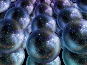 Quizá el multiverso sea algo así como un gigantesco campo de canicas...