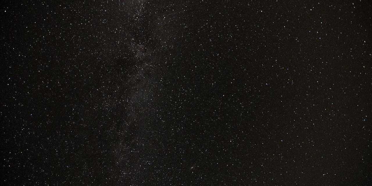 Por qué parpadean las estrellas