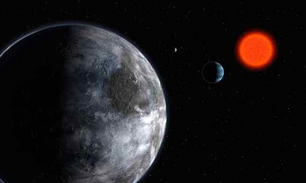 ¿Hay vida extraterrestre?