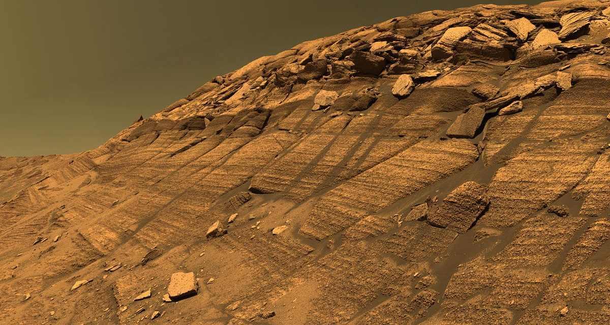La importancia del agua en Marte
