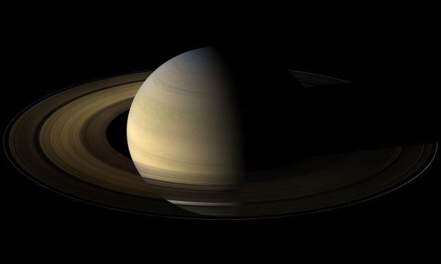 Los anillos de Saturno se están desintegrando