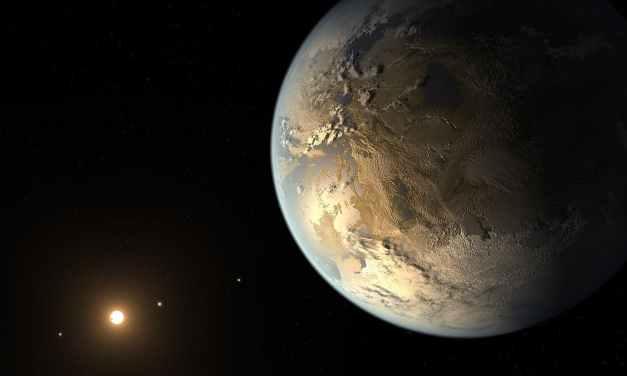 Los planetas oceánicos podrían ser muy comunes