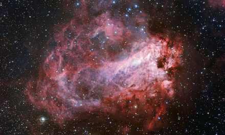 Los objetos Messier: M17, la Nebulosa Omega