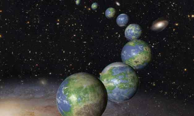 La mayoría de planetas como la Tierra aún no han nacido