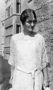Cecilia Payne. Crédito: Smithsonian Institution from United States
