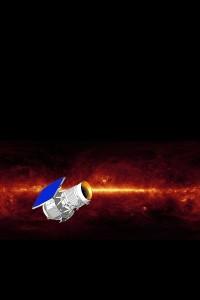 Concepto artístico del telescopio WISE. Crédito: NASA/JPL