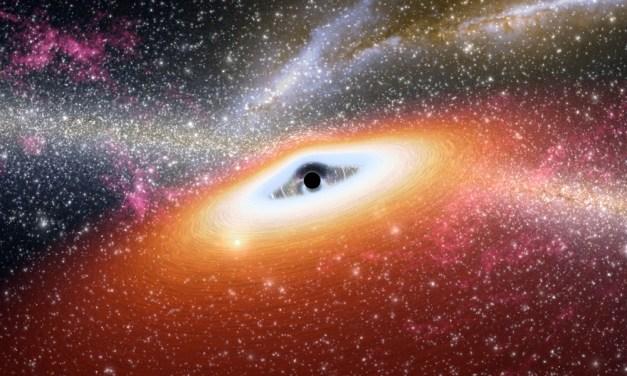 Algunos agujeros negros borran el pasado