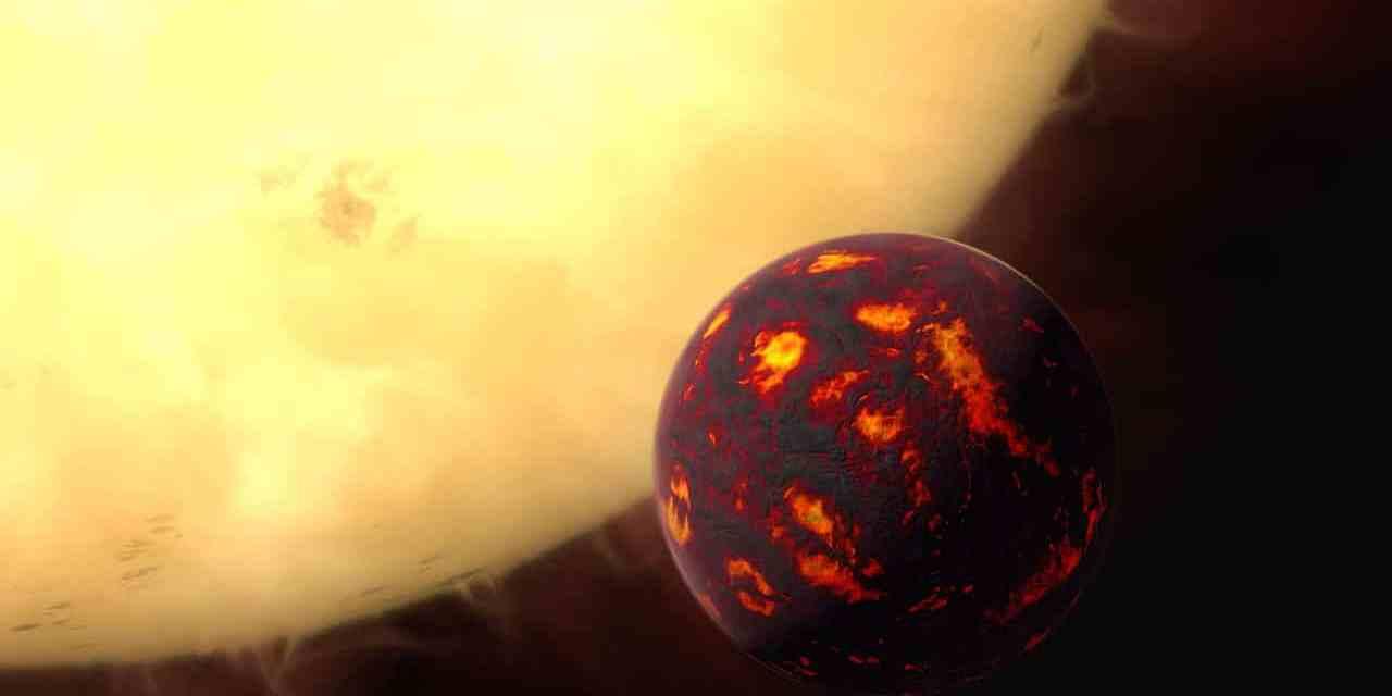 Analizan la atmósfera de una supertierra por primera vez
