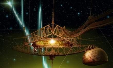 Detectan 15 ráfagas rápidas de radio de otra galaxia
