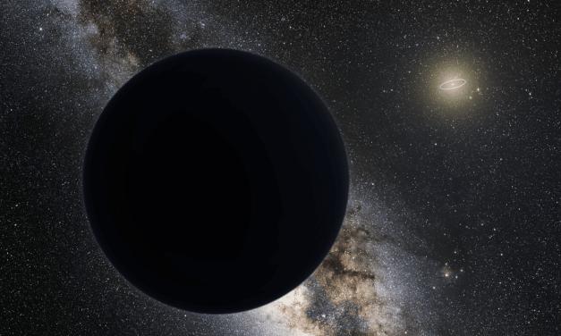 El Planeta 9 podría ser un agujero negro primordial