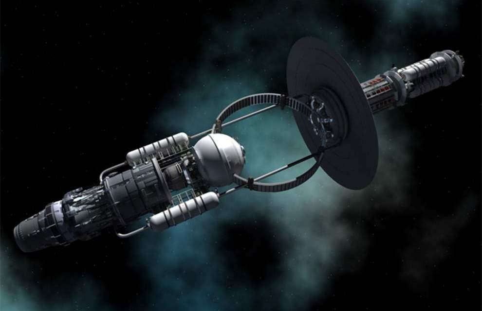 Detectando naves impulsadas por agujeros negros…