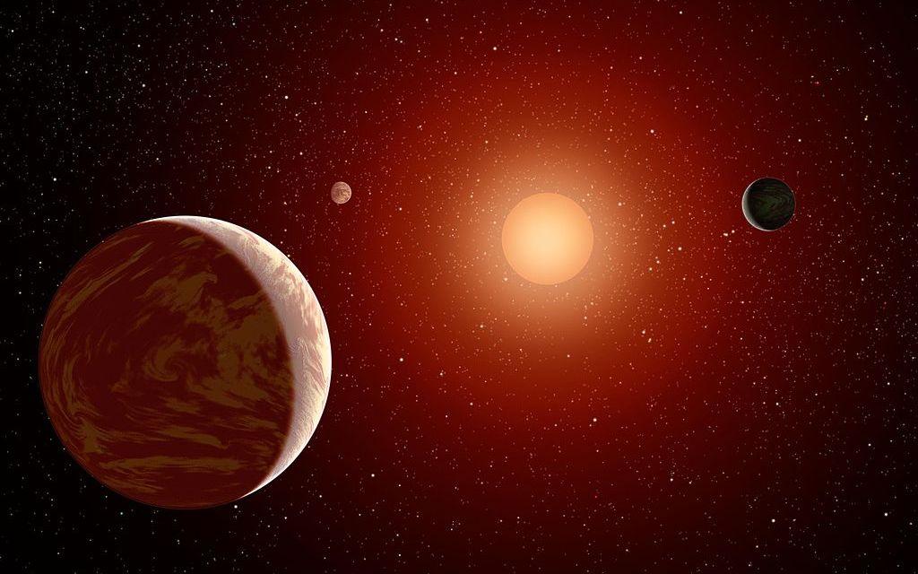 SETI comienza a observar 20.000 enanas rojas