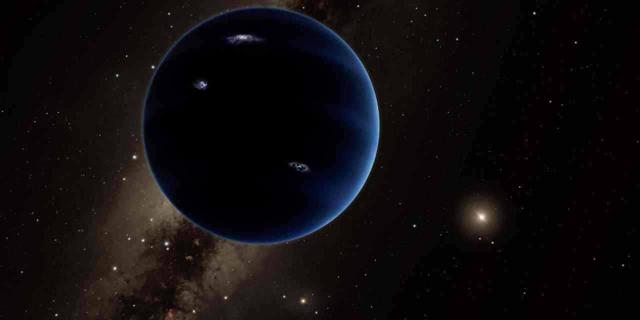 El origen del Planeta Nueve pudo ser el Sistema solar