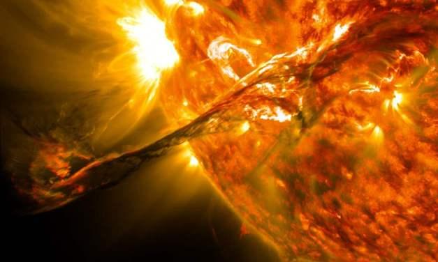 El núcleo del Sol rota más rápido que el exterior
