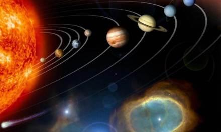 El auténtico color de los planetas