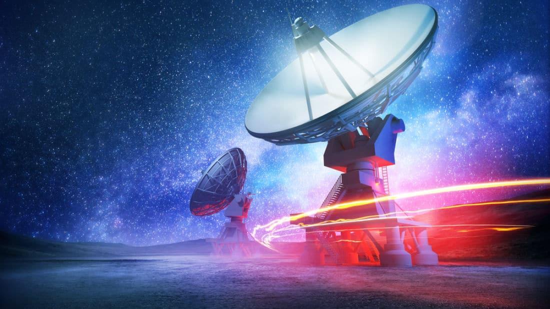 Internet en el Sistema Solar