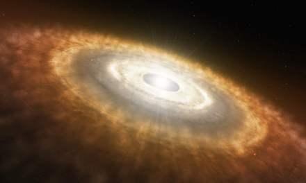 ¿Cómo se formó el Sistema Solar?