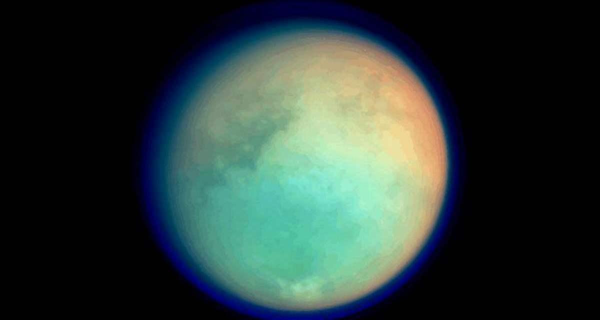 Titán podría desarrollar vida… sin agua