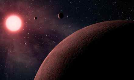 Kepler-80, un sistema planetario de bolsillo