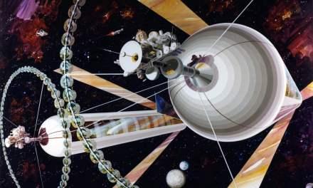 El futuro y las fábricas espaciales