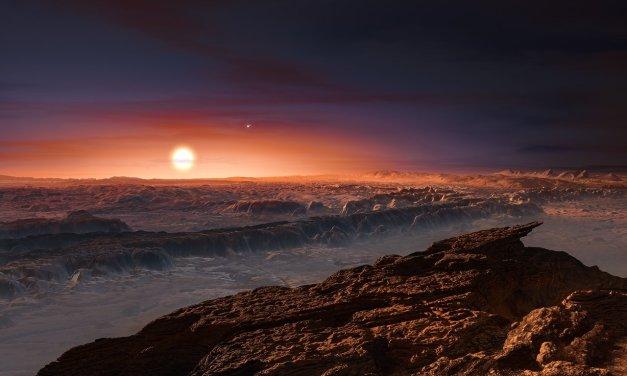Próxima Centauri podría tener otro planeta a su alrededor