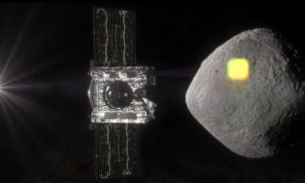 Todo listo para el lanzamiento de OSIRIS-REx