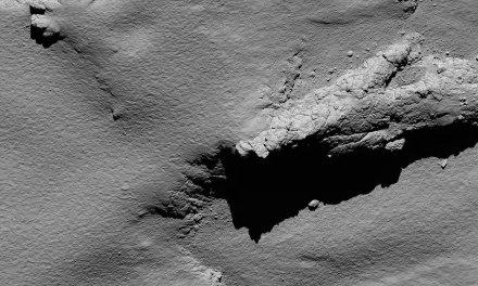 El final de la misión de Rosetta