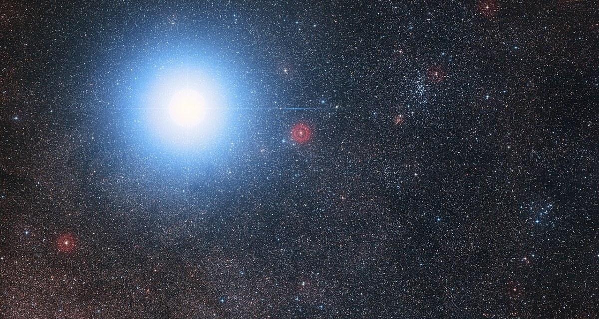 Las 10 estrellas más cercanas al Sol
