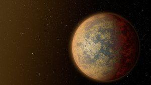 Un nuevo estudio muestra que algunos planetas rocosos pueden estar dominados por minerales como el granate o el olivino. Crédito: NASA