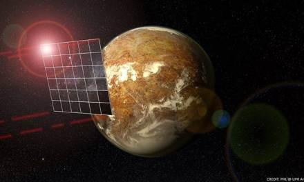Entrar en órbita alrededor de Proxima b: ¿podemos hacerlo?