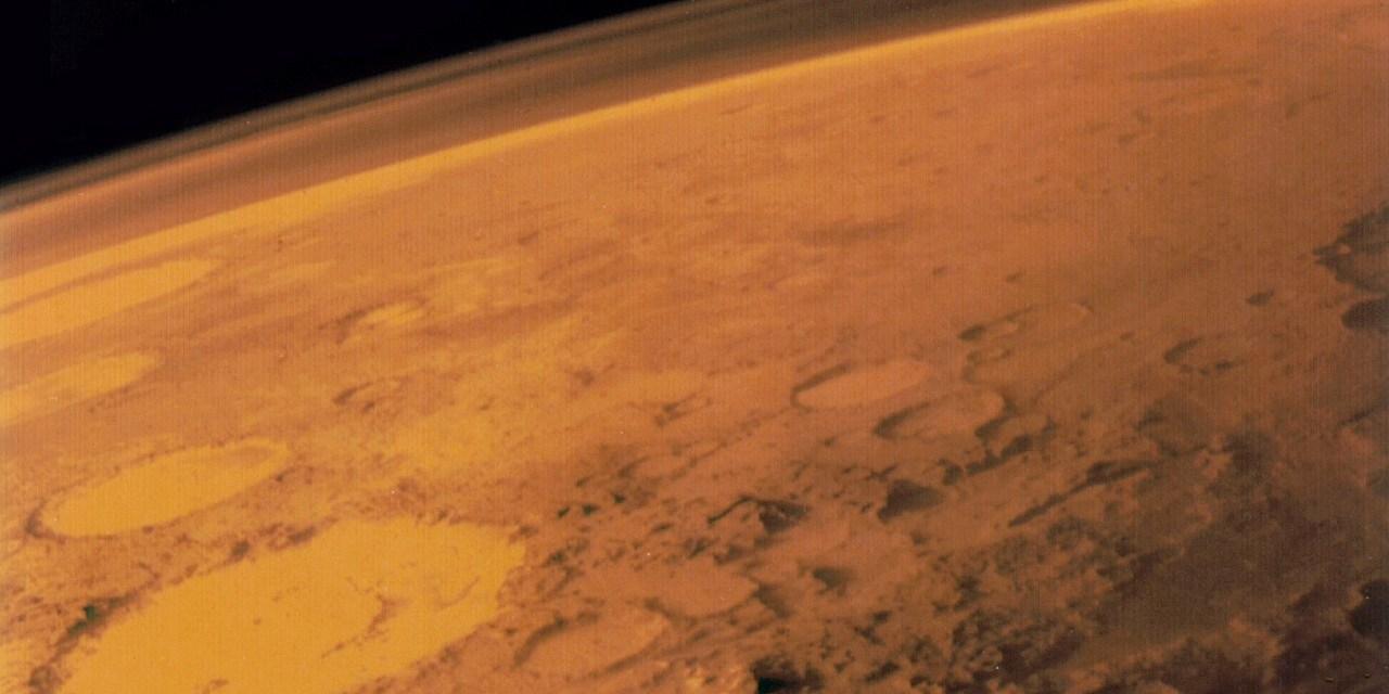 El clima en Marte