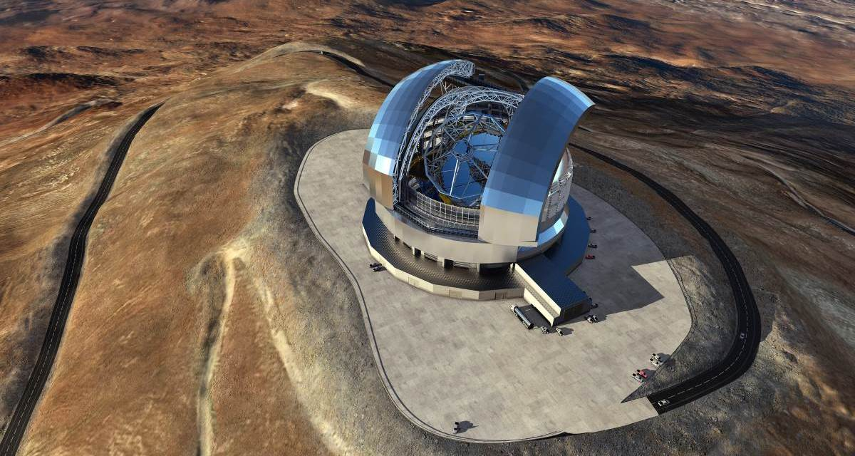 El Telescopio Extremadamente Grande, un gigante para estudiar el cielo