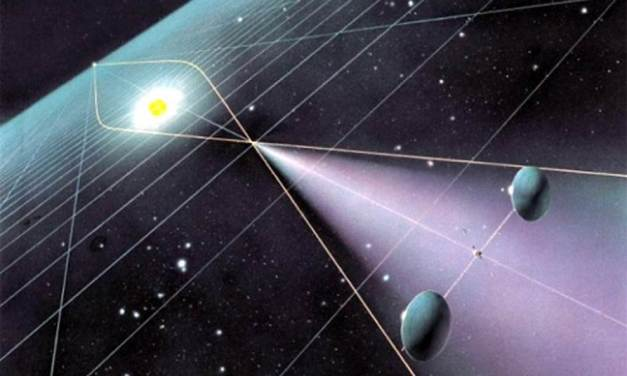 Haces de neutrinos: ¿la vía de comunicación de los extraterrestres?