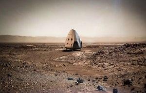 No podemos terraformar Marte con la tecnología actual...