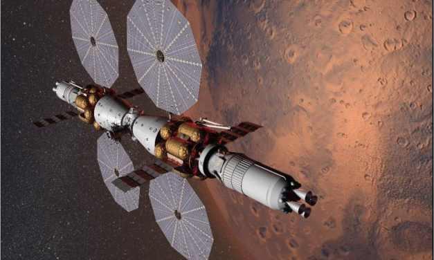 Mars Base Camp, una estación espacial para Marte