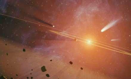 Gliese 710 irrumpirá en la Nube de Oort en el futuro