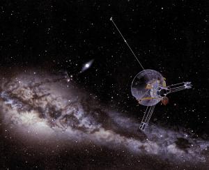 Las sondas Voyager