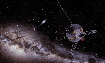 Voyager 1: 40 años después… ¿llegará a los alienígenas?