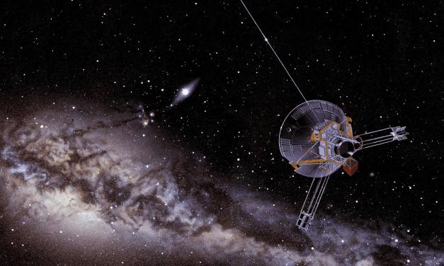 La sonda Voyager 2 abandonará el Sistema Solar pronto