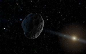 Un objeto interestelar visita el Sistema Solar